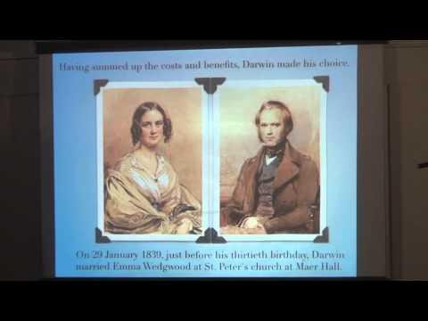 Darwin Day 2014, Carmichael, CA.