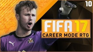 FIFA 17 Career Mode RTG S2 Ep10 - 1ST vs 2ND!!