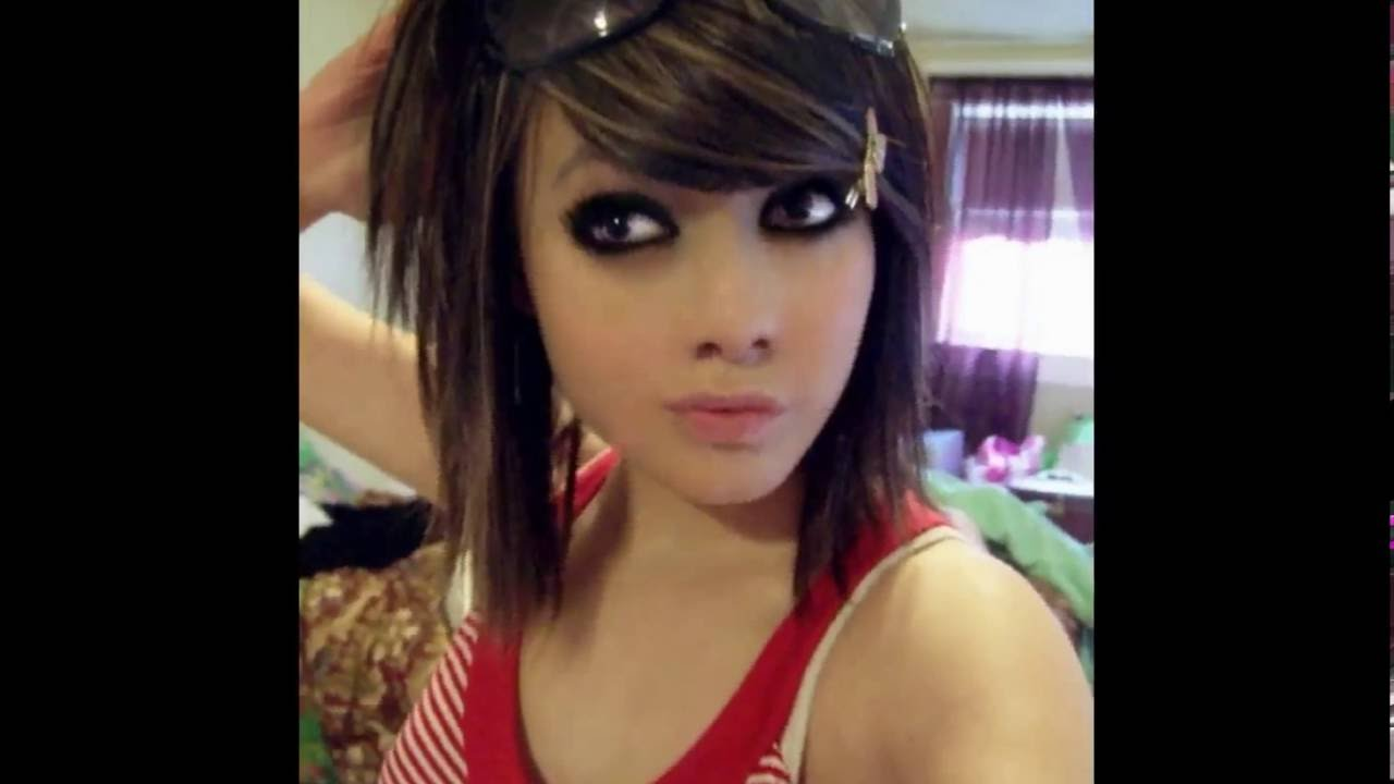 30 Deeply Emotional And Creative Emo Hairstyles For Girls Short