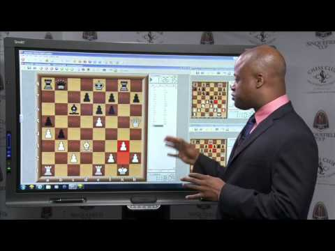 2013 SInquefield Cup: Round 2 Replay (part 1)