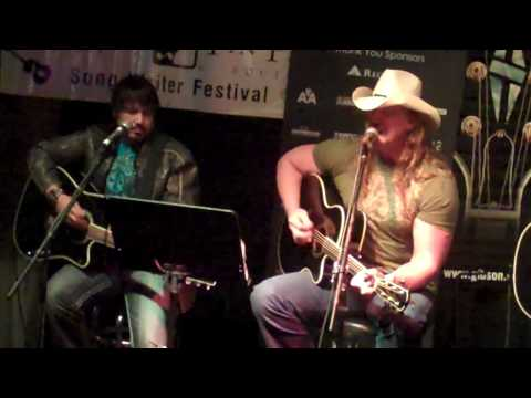Trace Adkins and Jeff Bates -