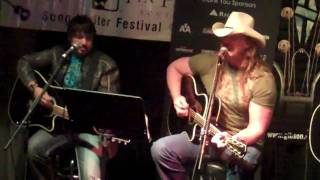 "Trace Adkins and Jeff Bates - ""If I Was a Woman"""