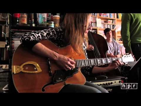Mary Halvorson Quintet: NPR Music Tiny Desk Concert