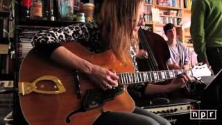 Mary Halvorson Quintet: NPR Music Tiny Desk Concert