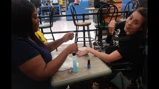 Burton, Michigan Walmart Employee's Random Act of Kindness