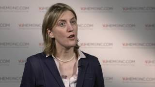 How do targeted treatments for IDH1 and IDH2 mutations work in acute myeloid leukemia (AML)?