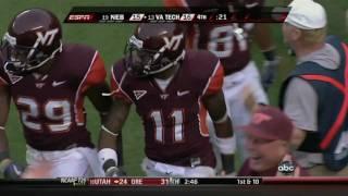 2009 Virginia Tech vs. Nebraska - The Comeback (HD)