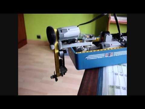 Lego Boat Motor V 2 Instructions Youtube