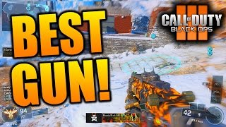 Black Ops 3: BEST ASSAULT RIFLE In Black Ops 3! - BEST ASSAULT RIFLE CLASS SETUP!