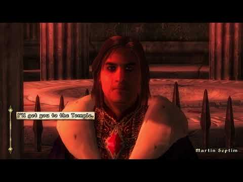The Elder Scrolls IV: Oblivion - Final Main Quest & Ending |