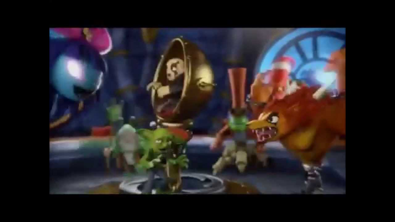 Skylanders Doom Raiders-Rock and roll - YouTube