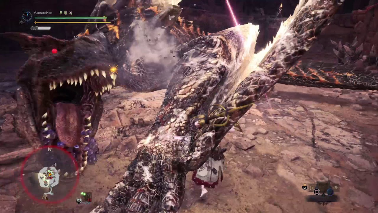 Mhw I Brute Tigrex 6 48 Solo Sns Youtube This set along with steamwork and botanical garden allows you to spam everything in your inventory without ever. mhw i brute tigrex 6 48 solo sns