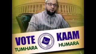 ye dekho apne patang hai...Song by AIMIM POLITICAL SIMBOL KITE PARTY COMPANGIN