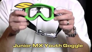 Smith Junior MX Youth Motocross Goggles