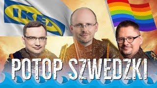"""""""Polacy odrzucają agresywną rewolucję ideologiczną, która niszczy naszą tradycję"""" // IKEA + LGBT"""