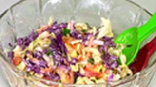 How To Make Coleslaw Recipe - Great Barbecue Side