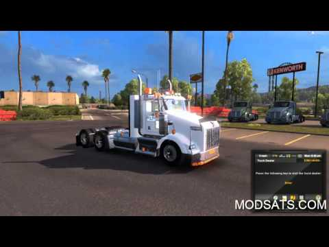 KENWORTH T800 COLOMBIA TRUCK | ATS mod