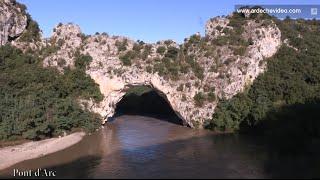Ardèche - Crue de l' Ardèche (5 septembre 2010)