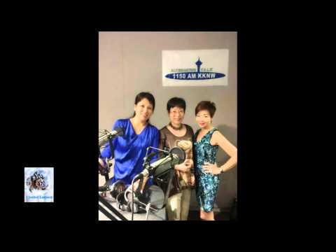 Seattle Chinese Radio Interview Aug 30, 2015 - Yang Yen Artisan Seattle Concert