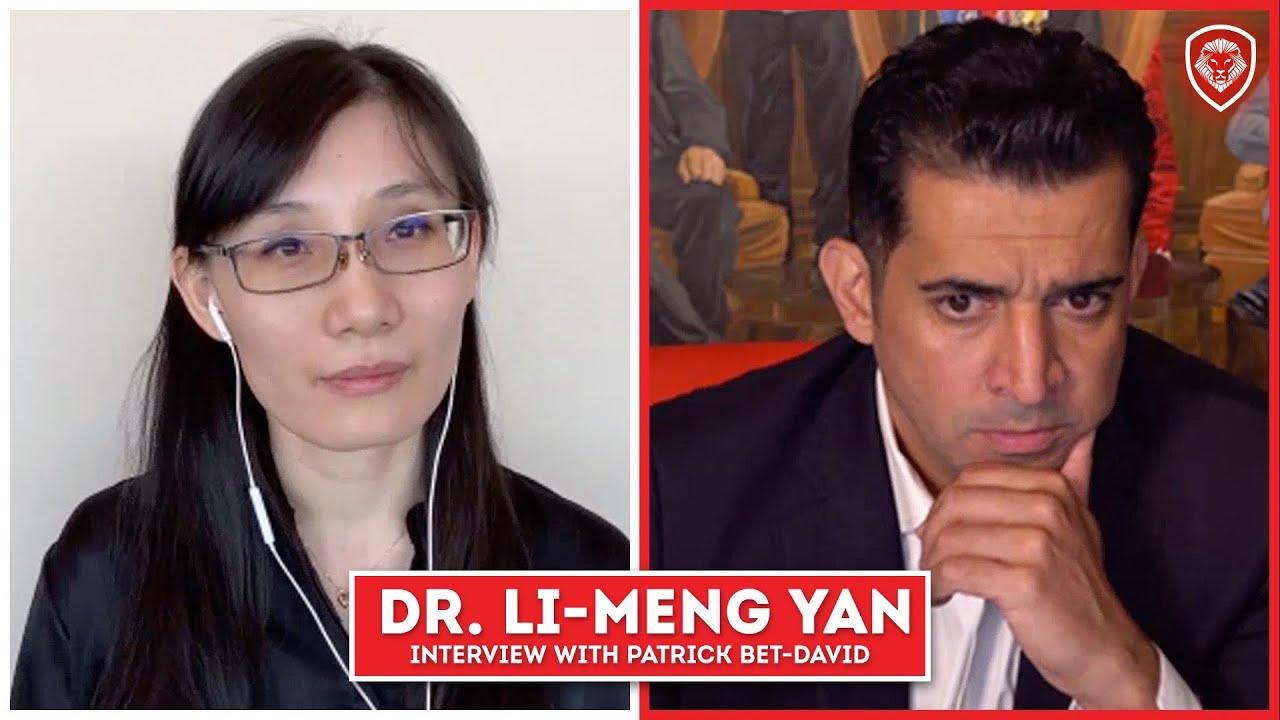 Dr. Li-Meng Yan, Global Hero For Mankind  - cover