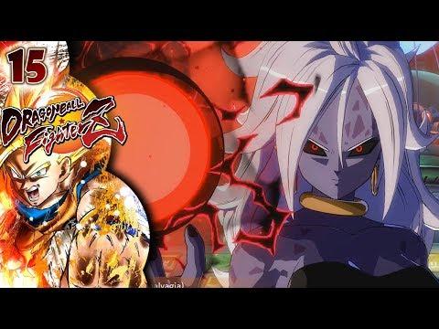 DRAGON BALL FIGHTERZ - #15 LA FORMA MALVAGIA DI C-21! | Gameplay Dragon Ball Fighter Z ITA