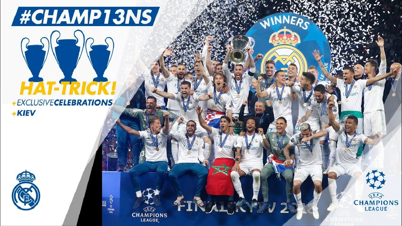8dd2388c7 🏆 UEFA CHAMPIONS LEAGUE WINNERS 2018