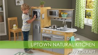 """children's Wooden"" Uptown Natural Kitchen - Item 53298"