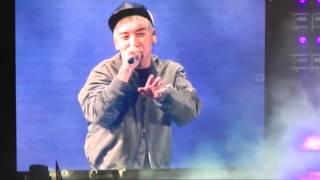 Closing Talk + Daesung and Seungri SHOW ME YOUR LOVE @ BIGBANG
