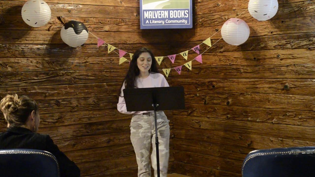 I Scream Social Featuring Barrio Writers Creative Writing Program pt  2