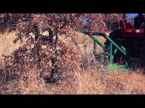The TurboSaw™, Tractor Saw - For Land Clearing And Farm And Ranch Management
