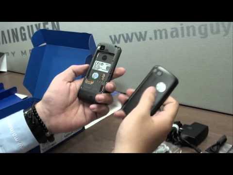 Dap hop Nokia C3 Touch & Type - www.mainguyen.vn