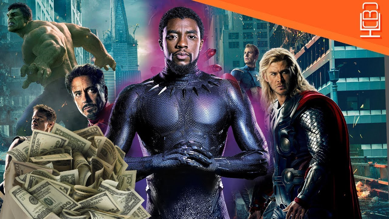 Black Panther Takes Down The Avengers