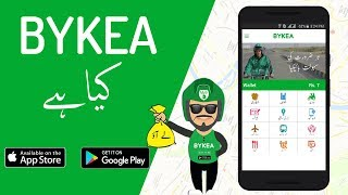 Bykea – On Demand Ride Hailing and Parcel Delivery Service thumbnail