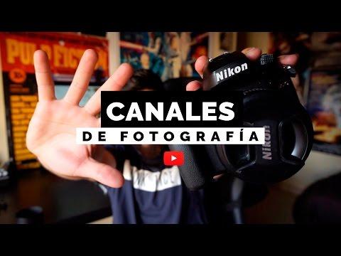 5 Canales de Fotografía que Debes Seguir