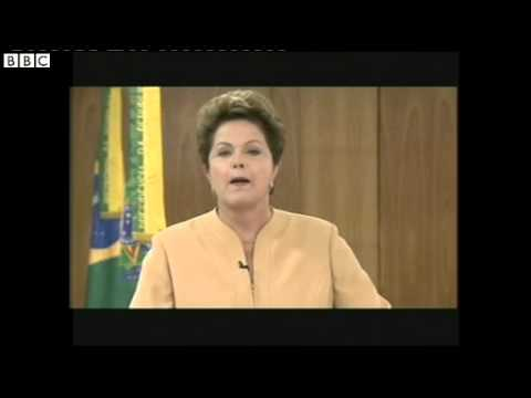Pres. Dilma Rousseff Speech to Brazilians ENGLISH (22/06/2013)