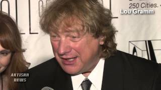 FOREIGNER LOU GRAMM, MICK JONES TALK SONG HALL, BILLY JOEL AND ELTON JOHN REPAIRING RIFT