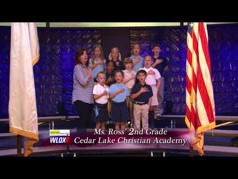 Cedar Lake Christian Academy- Ms. Ross' Class