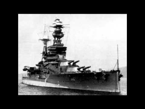 HMS Royal Oak Tribute