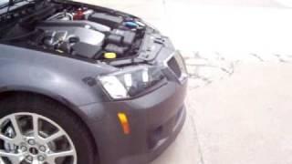 2009 Pontiac G8 GXP 6.2L V8 LS3