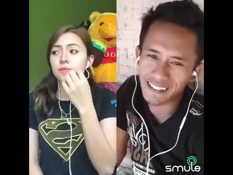 Suaranya merdu sing Iklim Dermaga Saksi Bisu Shima Feat Febrian Share Via Share My Smule Video   You
