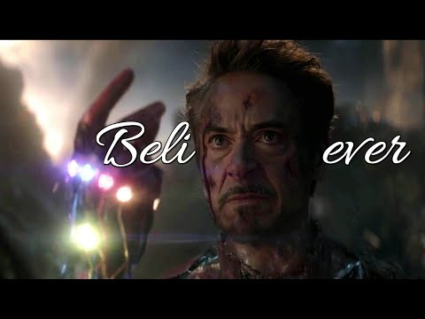 Avengers Endgame || Believer Vol.2
