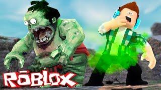 ROBLOX-El ZOMBIE QUE LOOSENS PUM!!