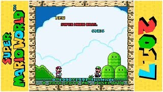 New Super Mario Bros. SNES (D)
