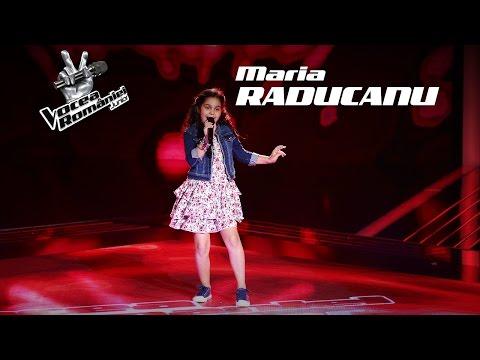Maria Raducanu - Necessary Evil | Auditiile pe nevazute | VRJ 2017