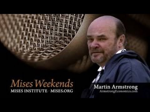 Martin Armstrong The Forecaster
