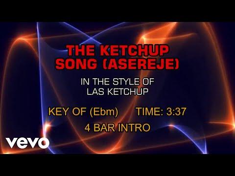 Las Ketchup - The Ketchup Song (Asereje) (Karaoke