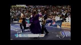 Concurso de Marinera 2013 - 2da. Final, Categoria Adultos, 1ra. Tanda