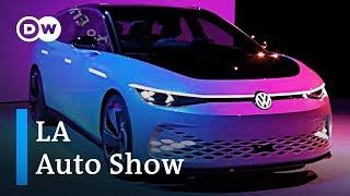 Umbruch: LA Auto Show 2019 | Motor mobil