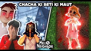 Hello Neighbor SEASON 2 ENDING || BETI KI MAUT || SEASON 2 ACT 5 || Funny android hindi gameplay ||