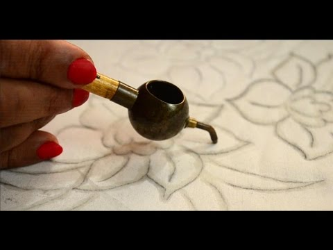 Spectacular Wax Batik Art DIY at home